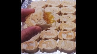 Bánh Dứa Đài Loan - New York / Taiwanese Pineapple Cake