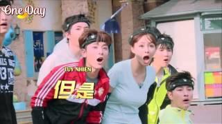 [ONEDAY][VIETSUB] Run For Time ep 6 - Dịch Dương Thiên Tỉ CUT