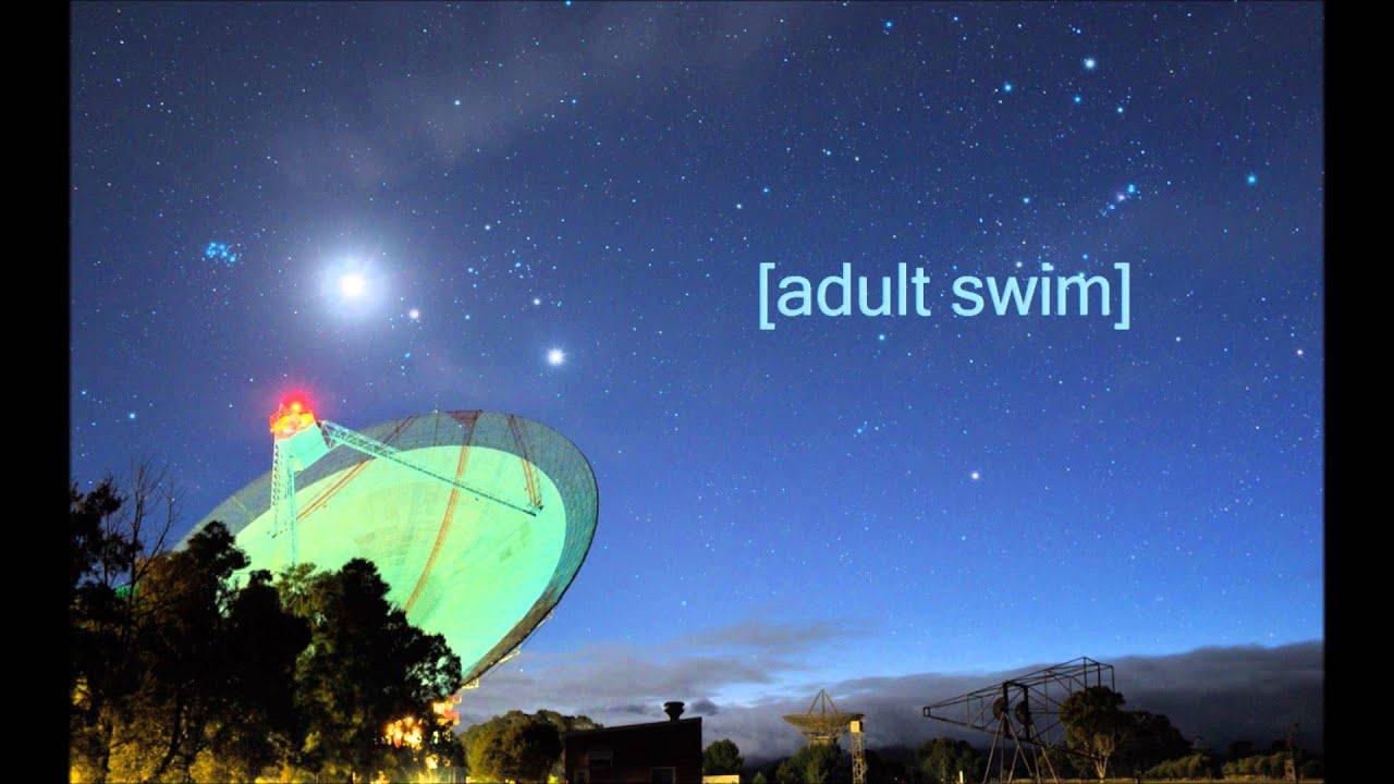 Adult Swim Bump Night Sky Youtube