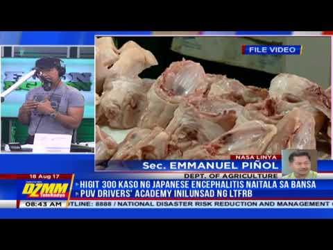 Bird flu sa Nueva Ecija, kumpirmado; quarantine ipinatupad