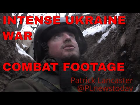 (Eng Subs)Ukraine War UNCUT: UNDER FIRE in the trenches of Donbass
