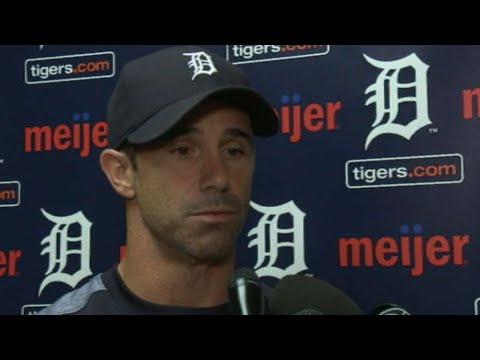 LAD@DET: Ausmus on pitching struggles in 8-5 loss