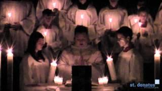 Exsultet gesungen von Diakon Thomas Schlütter bei der Osternacht im Brander Dom 2011