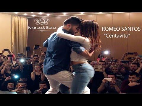 Romeo Santos – Centavito / workshop bachata sensual 2017 / Marco y Sara Transilvania salsa fest