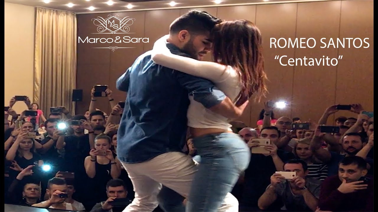 Romeo Santos - Centavito / workshop bachata sensual 2017 / Marco y Sara Transilvania salsa fest #1