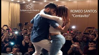Romeo Santos - Centavito / workshop bachata sensual 2017 / Marco y Sara Transilvania salsa fest