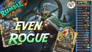 Even Rogue Deck | Rastakhan