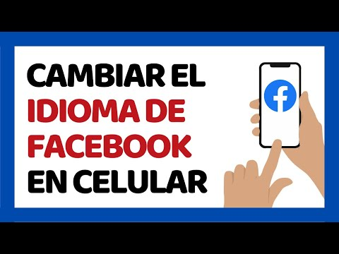 How to Change Facebook Language on Android 2019