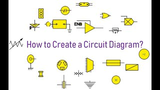 How Create Circuit Diagram with Edraw