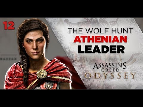 Assassins Creed Odyssey Gameplay | THE WOLF HUNT - The Athenian Leader [12] 1
