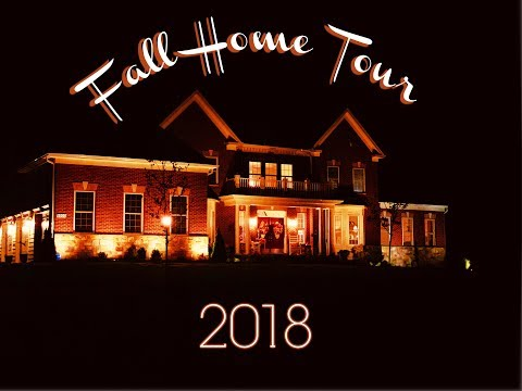 My House Tour! - 🍁 2018 FALL