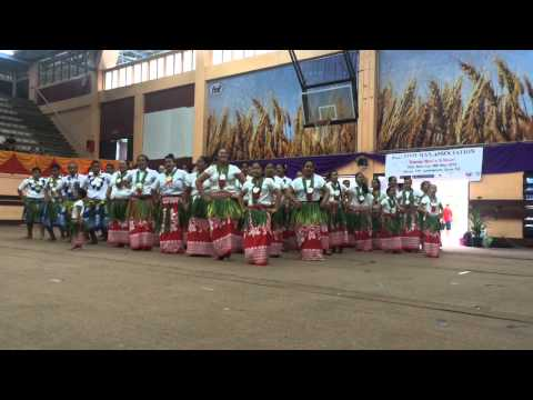 Oinafa opening the Rotuma day 2015