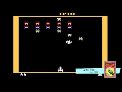 Video Games Evolved: Galaxian