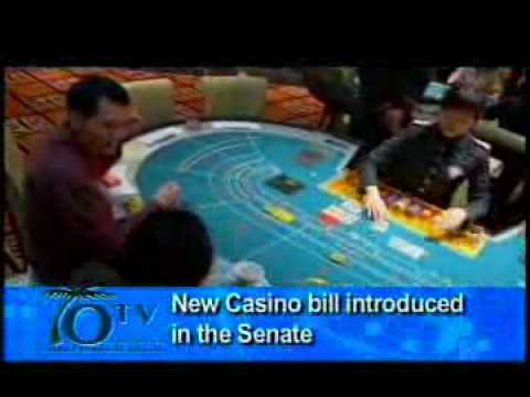 New Casino Bill Introduced In The Palau Senate