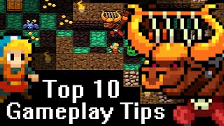 top 10 tips crypt of the necrodancer