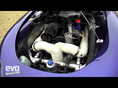 TVR Griffith: Harry's Garage | evo DIARIES