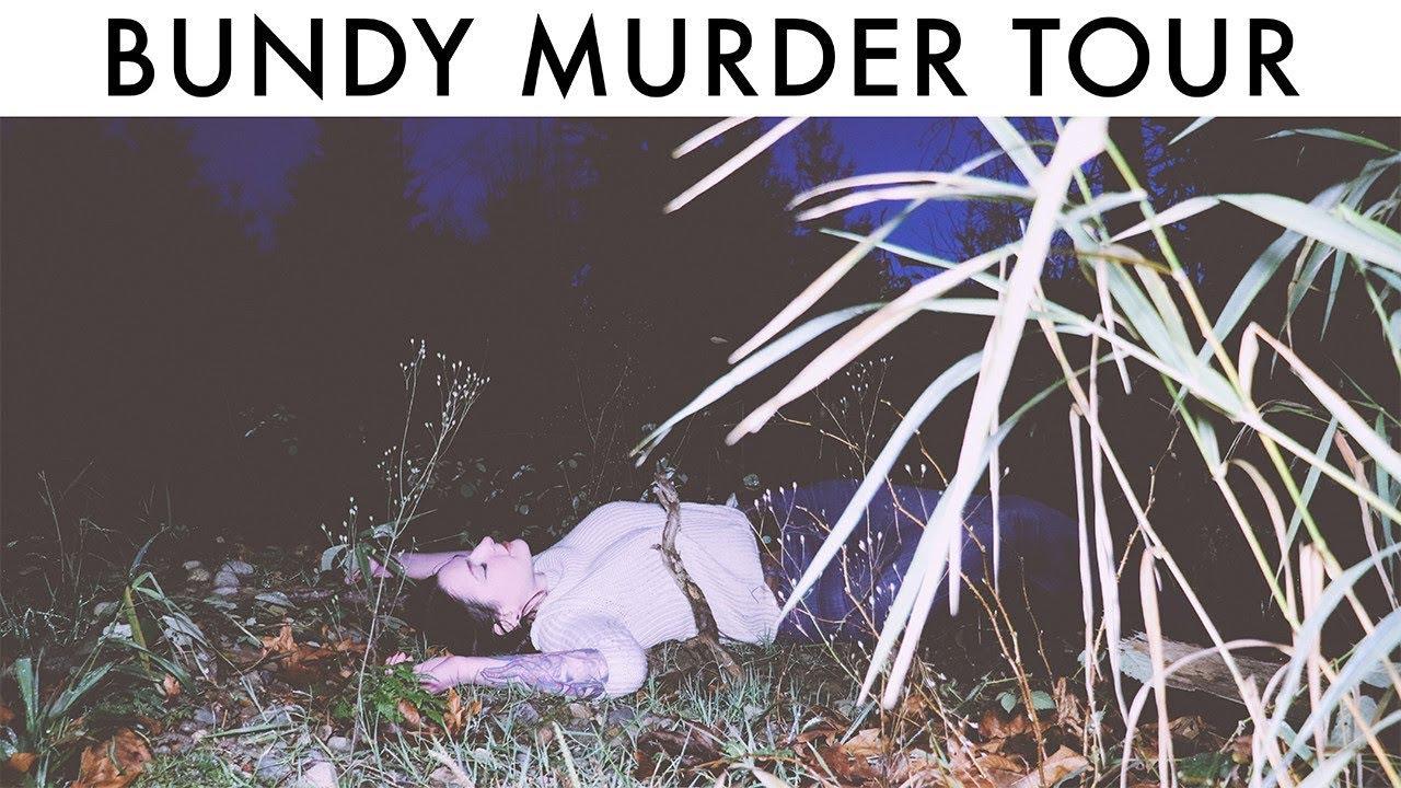Bundy Campus Map.Ted Bundy Seattle Murder Tour Youtube