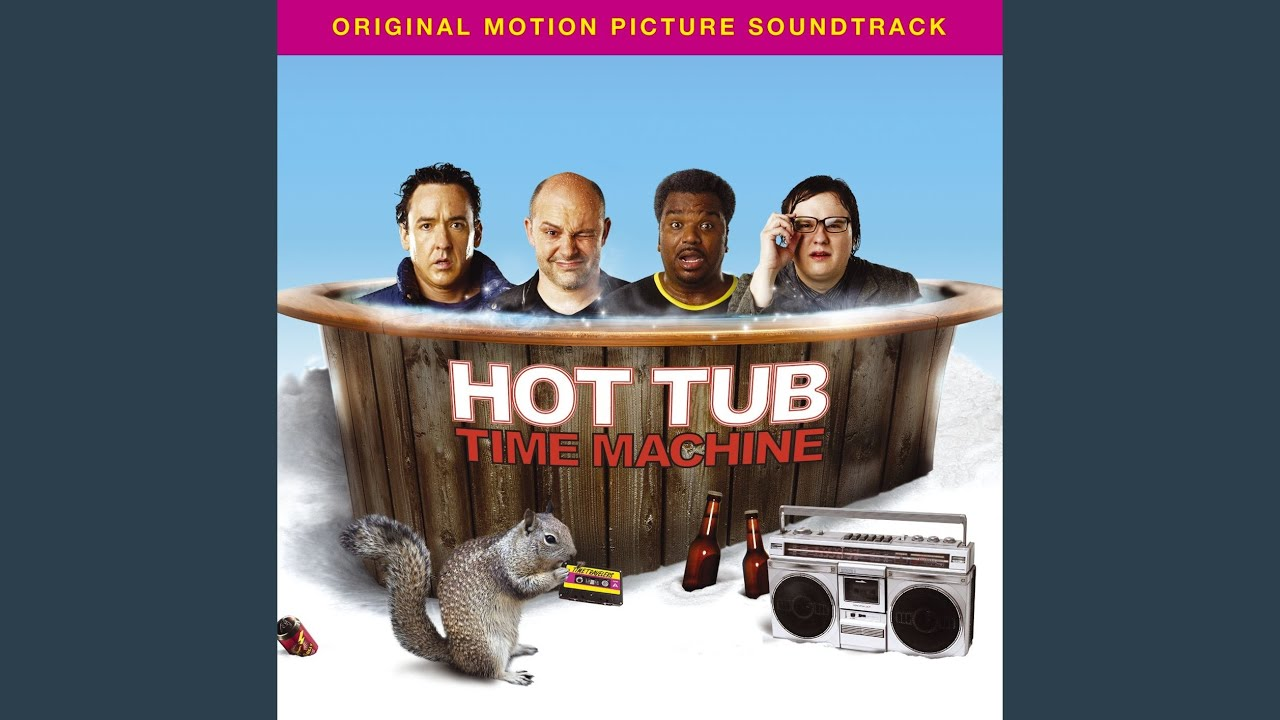 tub time machine let s get it started