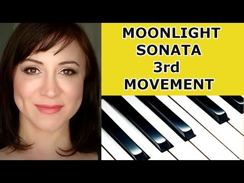 Moonlight Sonata 3rd Movement Practice Time