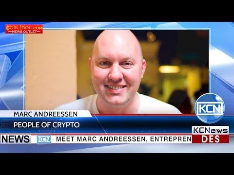 People of Crypto - Marc Andreessen