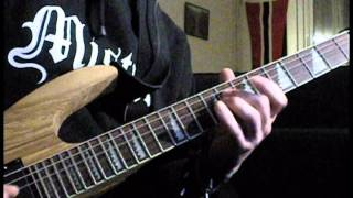 Vreid - The Reap - Guitar Cover