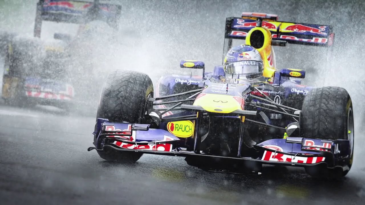 Formula 1 Hd: Formula 1 Super Slow Motion In HD