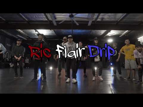 Ric Flair Drip | Melvin Timtim choreography | SRank Freestyl