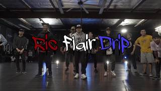 Ric Flair Drip | Melvin Timtim choreography | SRank Freestyle
