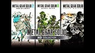 Metal Gear Solid HD Collection, in-Game