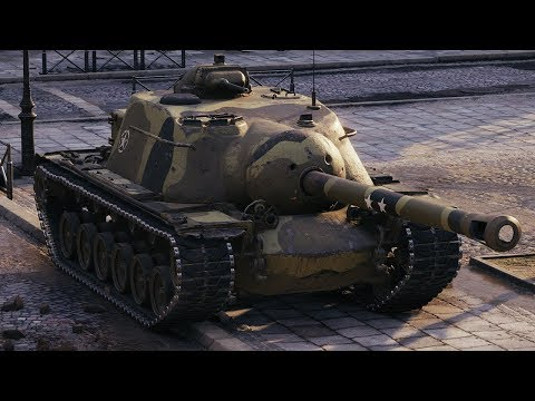 World of Tanks T110E3 - 4 Kills 10,8K Damage thumbnail