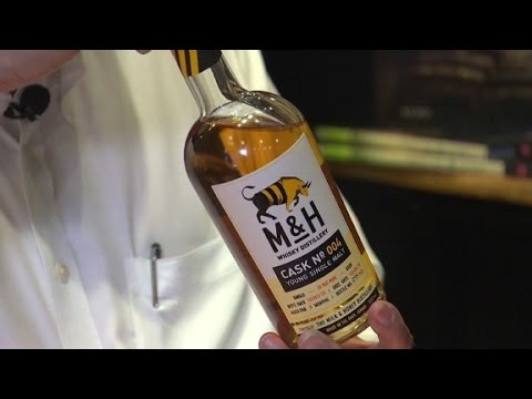 Israel gets into the whisky business