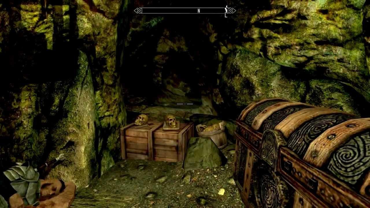 Skyrim Treasure Map IX: Unlucky Lorenz