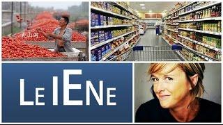 """Le Iene, pomodoro e pasta cinese """"Made in Italy"""" ma con vermi e larve di mosche"""