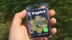 Krypted og kush 1000mg CBD vape carts