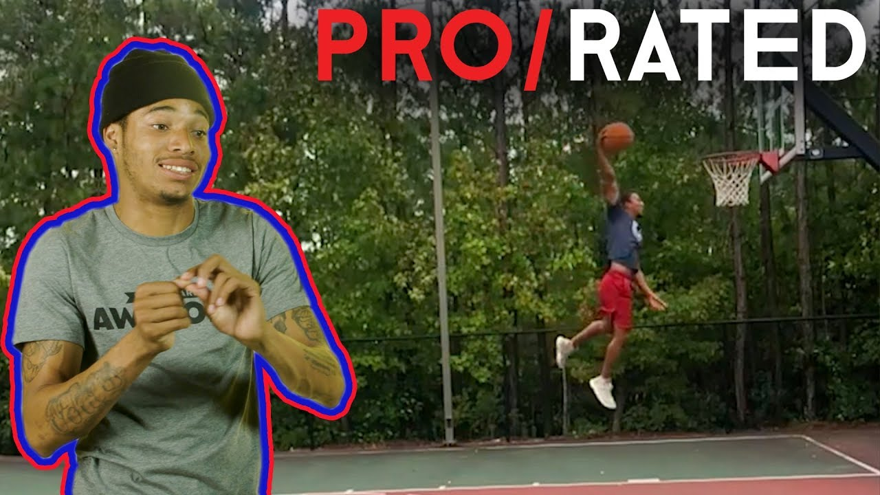 Basketball Dunks, Pool Trickshots & More | Pro/Rated