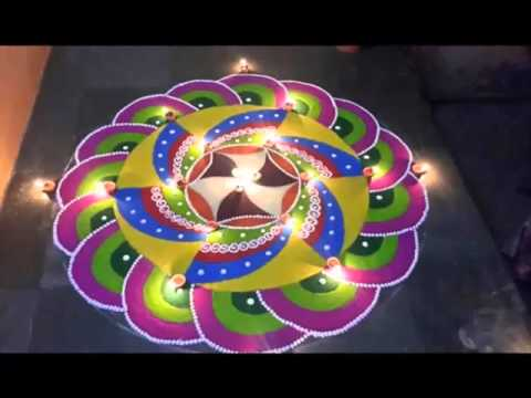 very simple rangoli designs rangoli for new year picture of floor art decor idea