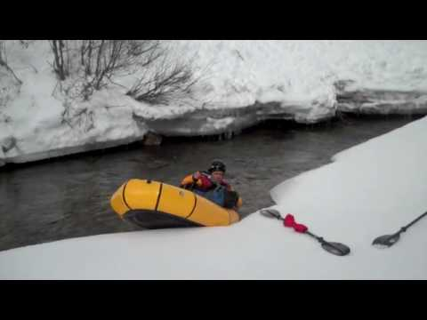 Middle Fork of the Salmon - Winter