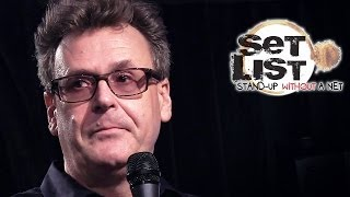 GREG PROOPS writes Erotic Jellyfish Fiction - Set List: Stand-Up Without a Net