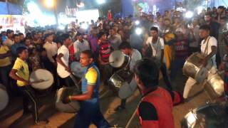 Most Popular Band In Dhanbad Sonali band Activities in Hirapur Park market