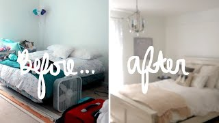 EXTREME ROOM MAKEOVER