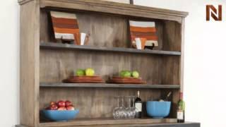Pulaski Cumberland Buffet Hutch 544303