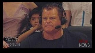 .Jerry Lawler Collapses suffer heart attack live!?WWE Announce hospitalized? news story gg thoughts