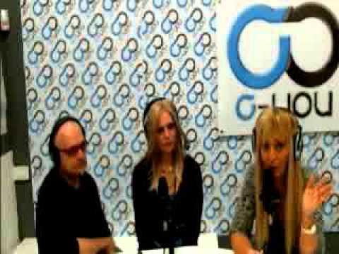 WORLD EXPRESS LIVE TV presenta FLOWER TERRY ospiti ANTONIO FRODELLA e VANIA DI POL 21 03 2014