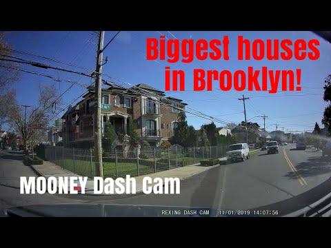 Beautiful Mansion Tour Mill Basin Brooklyn Dash Cam