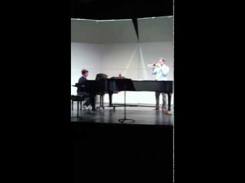 Contemporary music for Trumpet and Piano