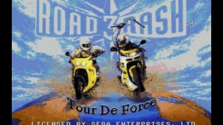 Mega Drive Longplay [221] Road Rash 3: Tour De Force