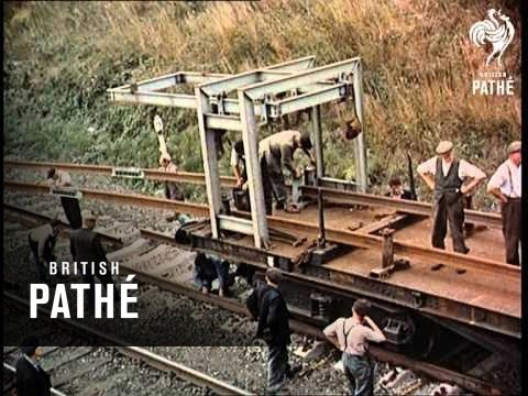 Railway Modernisation (1960) - 동영상