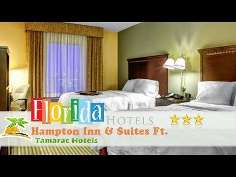 Hampton Inn & Suites Ft. Lauderdale/West-Sawgrass/Tamarac, FL - Tamarac Hotels, Florida