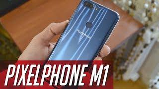 Честное МНЕНИЕ о PixelPhone M1. Самый красивый БЮДЖЕТНИК!