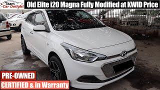 Used Elite i20 Magna Fully Mod…